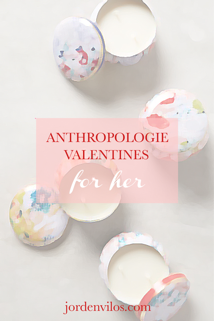 Anthropologie gift for her