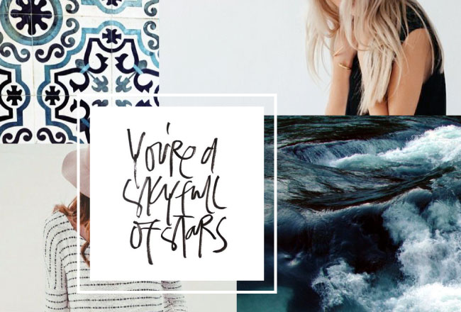 Mood Board: Boho Beach Vibes